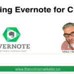 Using Evernote as a CRM