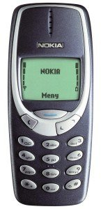 Old Nokia Cellphone